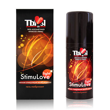 Bioritm StimuLove Light, 20 мл Лубрикант, стимулирующий возбуждение 5 bioritm фитокомплекс sx 2 10 in