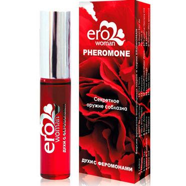 Bioritm Erowoman № 6 DKNY Be Delicious, 10 мл Духи с феромонами для женщин bioritm фитокомплекс sx 2 10 in б