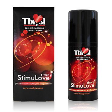 Bioritm StimuLove Strong, 20 мл Мощный лубрикант, стимулирующий возбуждение э bioritm фитокомплекс sx 2 10 in