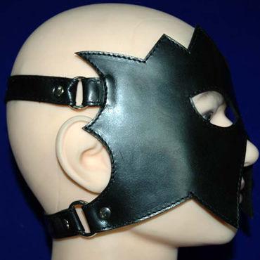 Beastly Маска, черная На верхнюю часть лица маска baci lingerie со стразами masq midnight черная