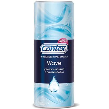 Contex Wave, 100 мл Увлажняющий лубрикант с пантенолом contex гель смазка wave увлажняющий с пантенолом 100 мл