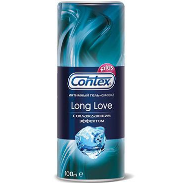 Contex Long Love, 100 мл Охлаждающий лубрикант-пролонгатор lola toys back door small anal plug телесная маленькая анальная пробка