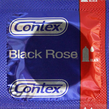 Contex Black Rose