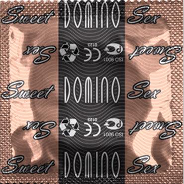 Domino Латте Макиато Презервативы со вкусом латте смазка tenga