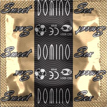 Domino Тирамису Презервативы со вкусом тирамису domino тирамису презервативы со вкусом тирамису