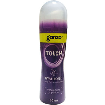 Ganzo Touch Hyaluronic, 50 мл