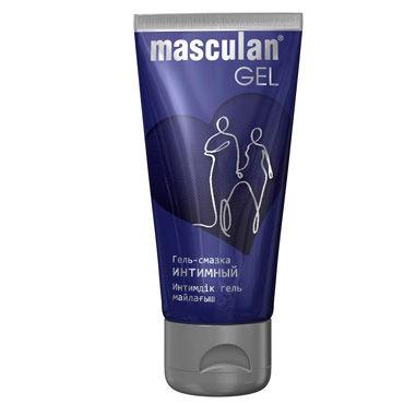 Masculan Интимный, 50 мл Увлажняющий лубрикант masculan silk