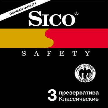 Sico Safety Презервативы классические mymei outdoor 90db ring alarm loud horn aluminum bicycle bike safety handlebar bell