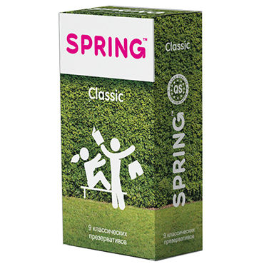Spring Classic Презервативы классические body contouring spring hill fl