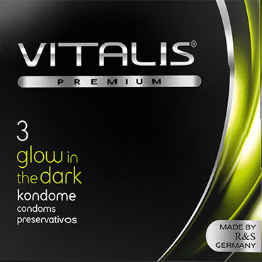 Vitalis Glow In The Dark