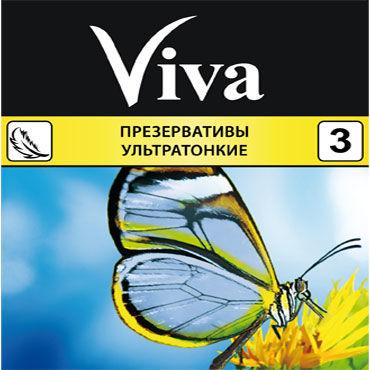 Viva Ультратонкие Презервативы ультратонкие viva для узи презервативы для узи