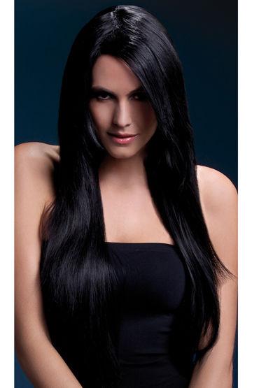 Fever Amber Wig Black Парик, с длинными волосами парик fever лола фиолетовый