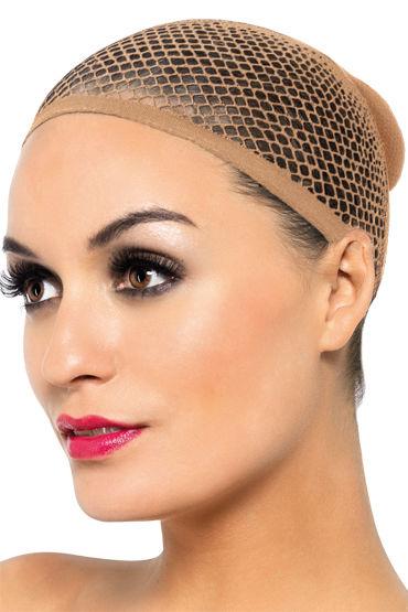 Fever сетка под парик, телесная Для фиксации волос насадки на пальцы диаметр 3 4 см hansa