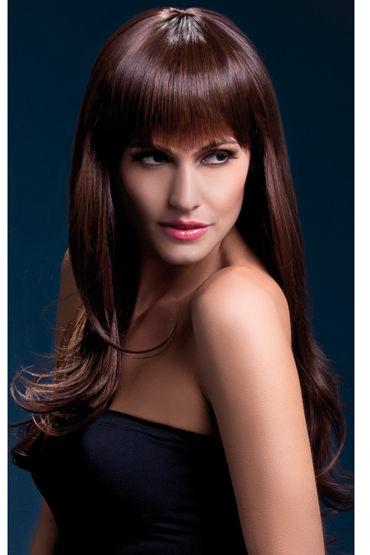 Fever Sienna Wig Brown Парик, с длинными волосами sitabella наручники золотые с подкладкой из искусственного меха