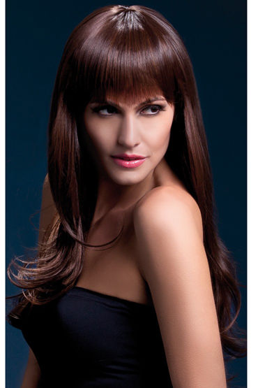 Fever Sienna Wig Brown Парик, с длинными волосами livia corsetti hessa черный экран