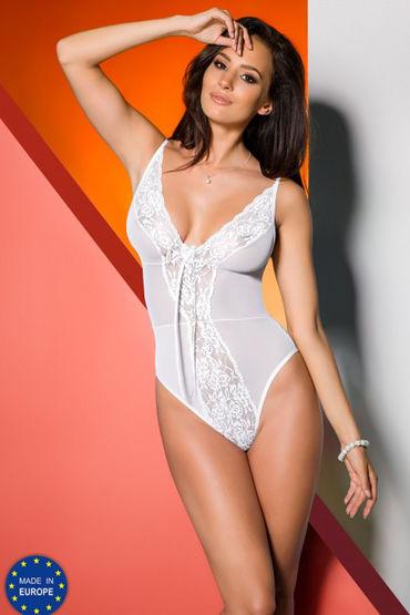 Avanua Jovita Body White С кружевным орнаментом revel body