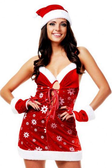 Le Frivole Веселая Снегурочка Эротичный наряд для Нового Года tyra кукла надувная