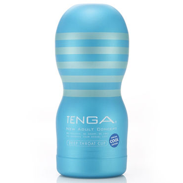 Tenga Deep Throat Cool Edition Мастурбатор с охлаждающим эффектом, имитирующий оральный секс pinxian сексуальное женское нижнее белье трусы секс стринги с принтом леопард