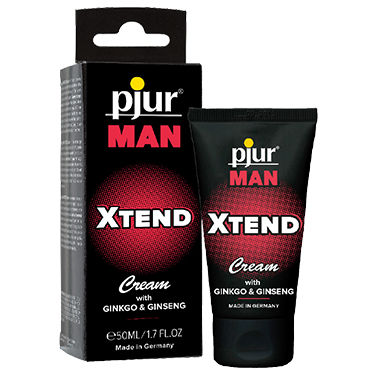 Pjur Man Xtend Cream, 50 мл Крем для мужчин, улучшающий кровообращение крем nouvelle simply man antiage response cream