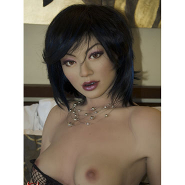 Real Doll Sinthetics Kimiko 1B Реалистичная секс-кукла real doll sinthetics celeste 1h