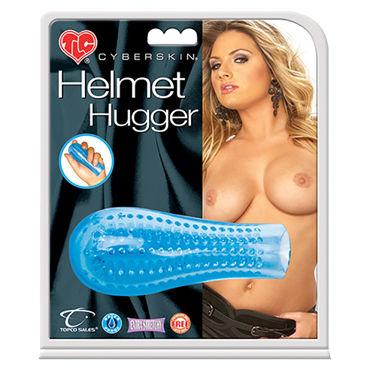 Topco TLC Helmet Hugger Компактный мастурбатор topco cat in a can cyberskin pussy stroker компактный мастурбатор