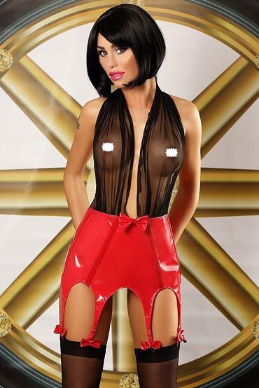Lolitta Predatory Woman Set, черно-красный Бэбидолл с лаковым низом p lolitta sensual черно красный