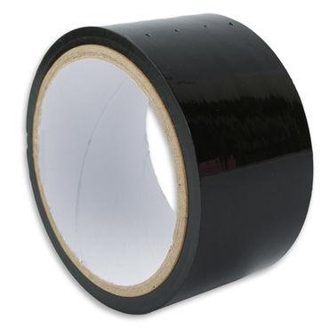 Пикантные штучки Липкая лента, черная Не липнет к волосам mif 24 16 5 см вибратор из киберкожи на присоске с выносным пультом управления
