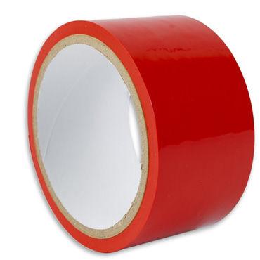 Пикантные штучки Липкая лента, красная Не липнет к волосам пикантные штучки фиксаторы для рук и ног с замками