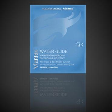 Viamax Water Glide, 3 мл Увлажняющая смазка viamax water glide 3 мл увлажняющая смазка