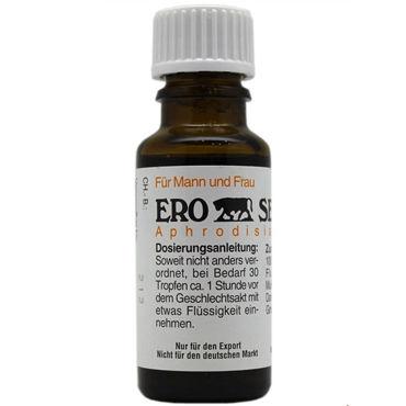 Milan Ero-Sexin Fluid, 20 мл Возбуждающие капли для двоих milan liebes zucker man 100 гр стимулирующее средство для мужчин