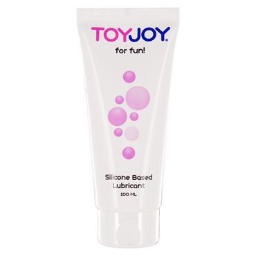 Toy Joy Lube Silicone Based, 100 мл