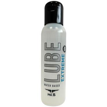 Mister B Lube Extreme, 250 мл Пролонгирующая смазка на водной основе mister b cream 500 мл крем для массажа