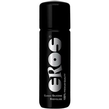 Mister B Eros Bodyglide, 500 мл Силиконовая смазка без консервантов mister b cream 500 мл крем для массажа