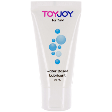 Toy Joy Waterbased Lubricant, 30 мл Лубрикант на водной основе heisenberg blue glass rock candy