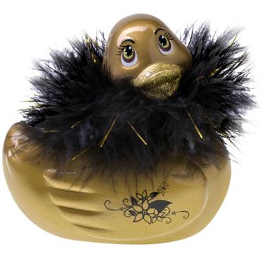 BigTeaze Toys I Rub My Duckie, золотая Мини-уточка для ванны - вибратор baile making a flying sense классический вибратор
