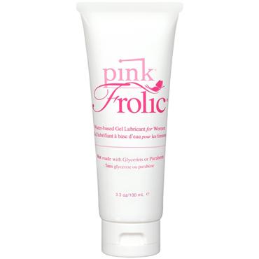 Pink Frolic Lubricant, 100 мл Гель-лубрикант для женщин хасико гель смазка для женщин 100мл