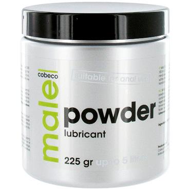 Cobeco Male Powder Lubricant, 225 гр Пудра для приготовления лубриканта jopen lust l1 зеленый эргономичный стильный вибромассажер
