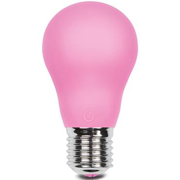 Gvibe Gbulb, розовый Вибростимулятор для тела мини массажер nyx розовый
