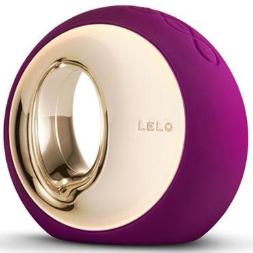 Lelo Ora, фиолетовый Инновационный стимулятор, имитирующий оральные ласки lelo tara фиолетовый первый в мире вибромассажер для пар с ротацией