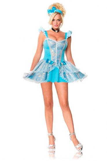 Leg Avenue Сказочная принцесса С повязкой на голову и украшением на шею ободок на голову гриб