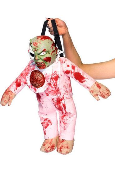 Leg Avenue рюкзак Малыш Зомби Аксессуар к маскарадному костюму leg avenue зомби шериф с галстуком и кепкой