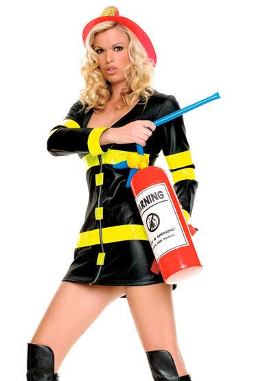 Leg Avenue огнетушитель Надувной leg avenue шлем для образа пожарного