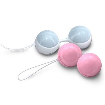 Lelo Luna Beads Mini Миниатюрные вагинальные шарики с системой выбора оптимального веса шарики luna beards ii 47076 голубые
