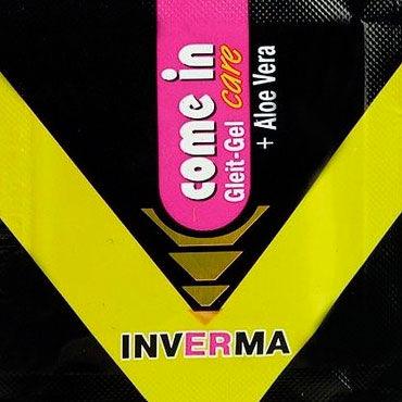 Inverma Come In Aloe Vera, 2 мл Универсальный лубрикант на водной основе гель лубрикант come in gleit на водной основе с алоэ вера 2мл