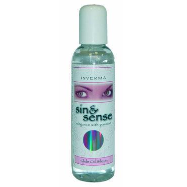 Inverma Sin&Sense Oil Silicone, 150 мл Универсальное масло на силиконовой основе inverma come in silicone 75 мл универсальный лубрикант на силиконовой основе