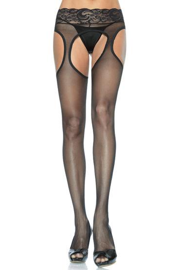 Leg Avenue колготки С имитацией чулок и пояса