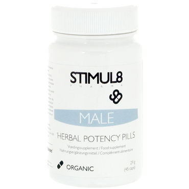 Stimul8 Potency Pills, 45 таблеток