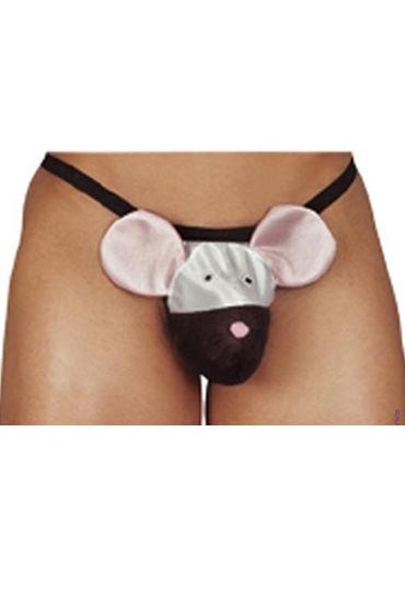Roxana Mouse Фантазийные мужские трусы dolce piccante сорочка черная с кружевным лифом