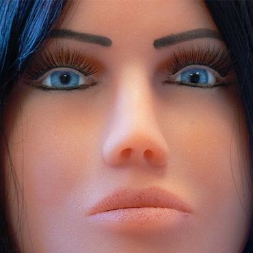 Real Doll Лилу Реалистичная кукла для секса вибрирующие фаллопротезы и страпоны для женщин длина 16 18 см