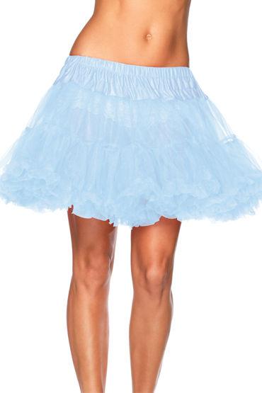 Leg Avenue подъюбник, светло-голубой Многослойный пышный leg avenue подъюбник светло голубой многослойный пышный